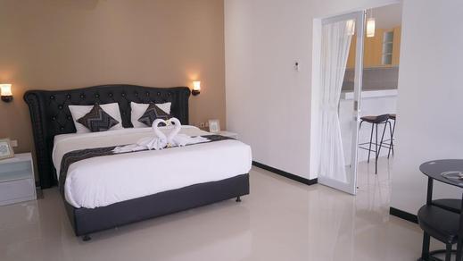 Daniswara Villa Bali - Bedroom