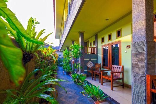 OYO 1787 Sekardiyu Guesthouse Lombok - Facade