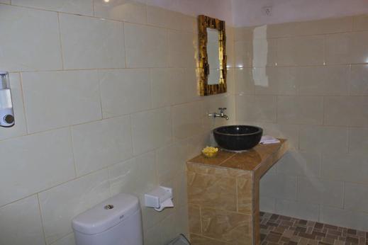 The Tandjung Cottage Bali - Bathroom