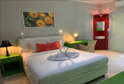 Negara Hotel Bali - Deluxe Room
