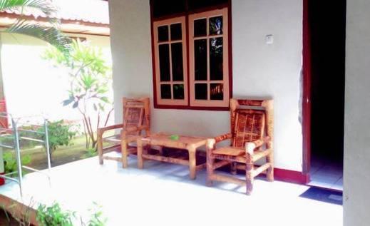 Sandy Beach Cottage Gili Trawangan - Eksterior