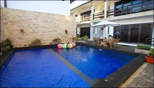 Villa Gili Ocean Club Lombok - fasilities