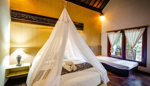Bisma Sari Resort Ubud - Deluxe Room
