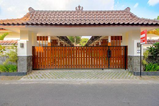 OYO 1473 Omah Tentrem Syariah Yogyakarta - Facade