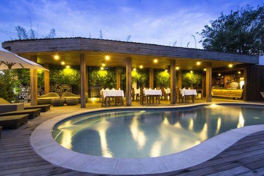 Villa Nero Lombok - Lounge