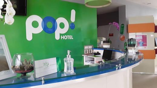 POP! Hotel BSD City Tangerang Tangerang Selatan - Lobby