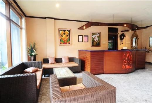 Hotel Dequr Bandung Bandung - Lobby