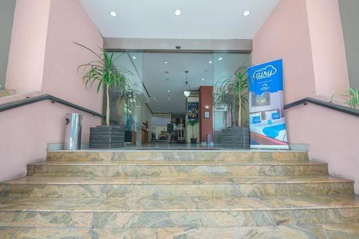Airy Balai Kota Merdeka 34 Bandung - entrance