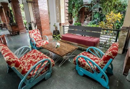 NIDA Rooms Ubud Raya Mas Bali - Eksterior