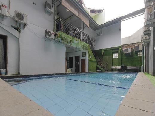 Hotel Alona Tangerang - Kolam Renang