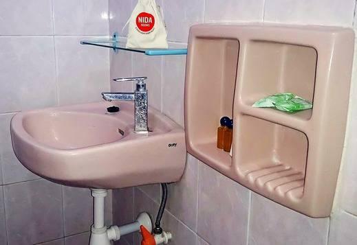 NIDA Rooms Lombok Batu Layar - Kamar mandi