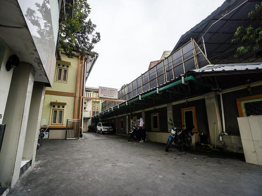 OYO 1798 Hotel 37 Syariah Jakarta - Facade