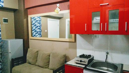 Adaru Property @ Apartemen Green Pramuka Jakarta - Sofa