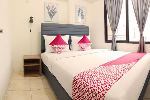 OYO Flagship 483 Tamansari Panoramic Bandung Bandung - Bedroom