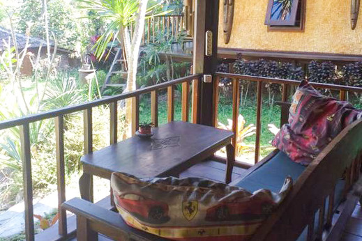 Tetebatu Garden Bungalow Lombok - Photo