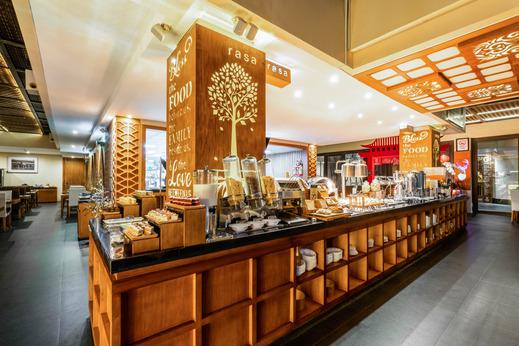 Vouk Hotel and Suite Bali - Sarapan Pagi