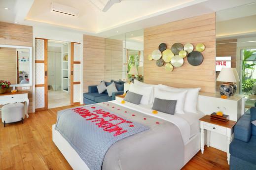Aleva Villa Bali - Bedroom