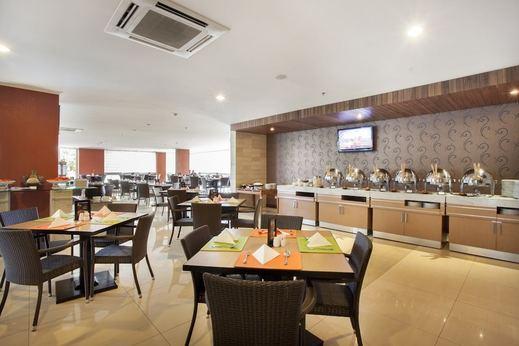 Merapi Merbabu Hotel Jogja - Restaurant