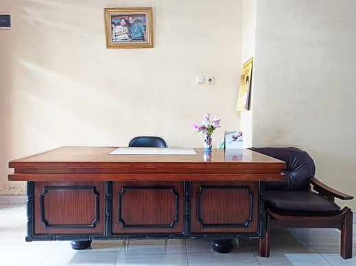 OYO 3761 Djayatama Guest House Syariah Bandar Lampung - Reception