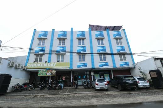 Barada Rooms Tangerang - Tampak Luar