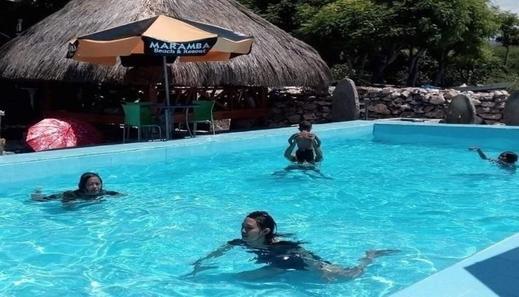 Maramba Beach Hotel and Resort Pulau Sumba - Pool