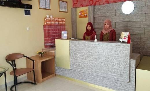 Sutos Guest House Bangka - Interior