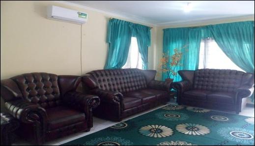 Santibi's Villa Kota Bunga Seruni K Cianjur - interior