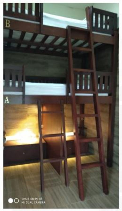 Hotel Permata Indah Permai Banyuwangi - Bedroom