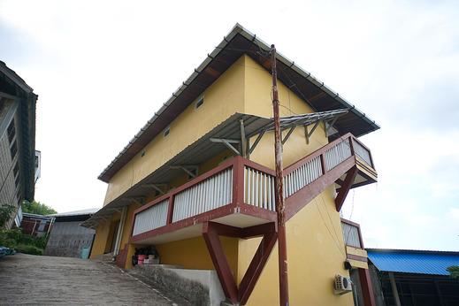 SPOT ON 2729 Marzan Syariah Guest House Balikpapan - Facade