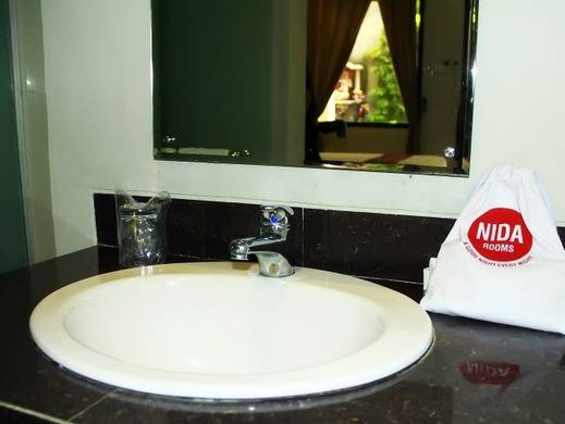 NIDA Rooms Candi House 12 Lowokwaru - Kamar mandi