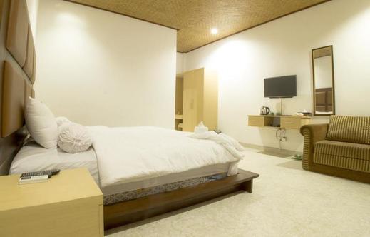 Riin Villa Lovina Bali - Bedroom
