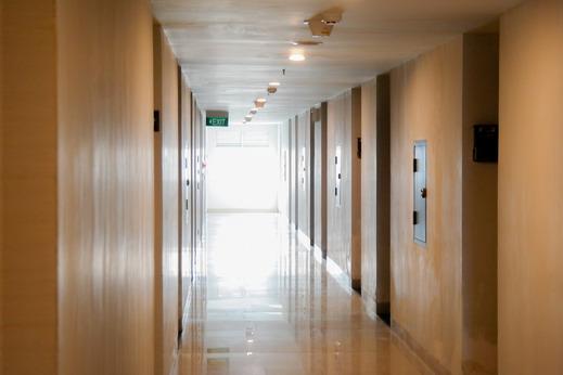 Appartel Grand Dhika City Bekasi - Corridor