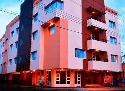 Istana Hotel Jember - Eksterior