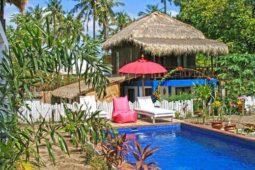 El Jardin de Shambala Lombok - Pool