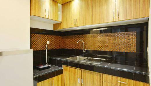 ZEN Rooms Kasira Bintaro Sektor 7 Tangerang Selatan - Kitchen