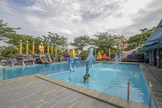 Airy Batam Center Engku Putri 1 Batam - Pool