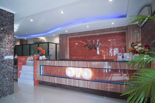 OYO 147 Hotel Winer Palembang - reception