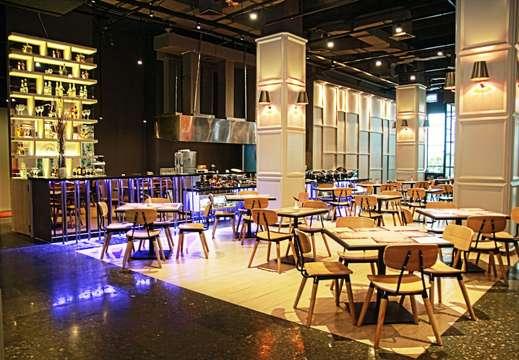 Sparks Hotel Mangga Besar Jakarta - Coffee Shop