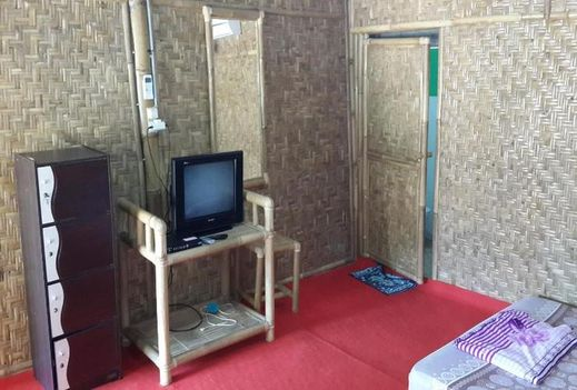 Bamboo Lengkung Cottage Yogyakarta - Bedroom
