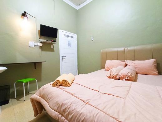 OYO 3046 Homestay Syariah Imah Bandar Lampung - Bedroom SD