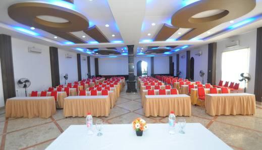 Grand Malaka Ethical Hotel Palembang - RUANG RAPAT
