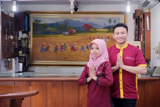 Hotel Olympic Semarang Semarang - Staff