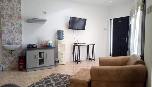 T-Rooms Homestay Palembang @Lapangan Hatta Palembang - interior