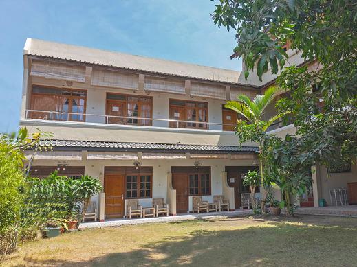 OYO 1449 Cahaya Guest House Pangandaran - Facade