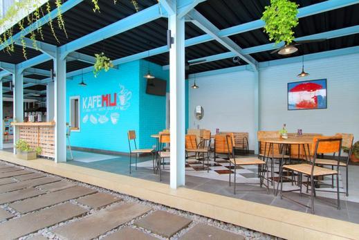 Umah Bali Suites and Residence Bali - Cafe