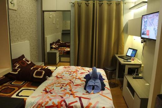 Hapukh Room at Serpong Green View Apartment Tangerang Selatan - Room