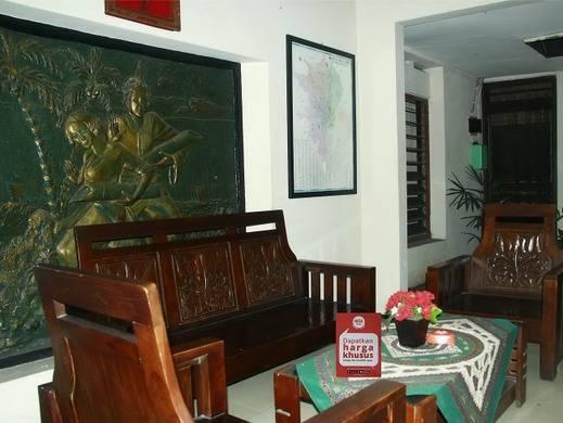 NIDA Rooms Panglima Sudirman 99 Malang - Ruang tamu