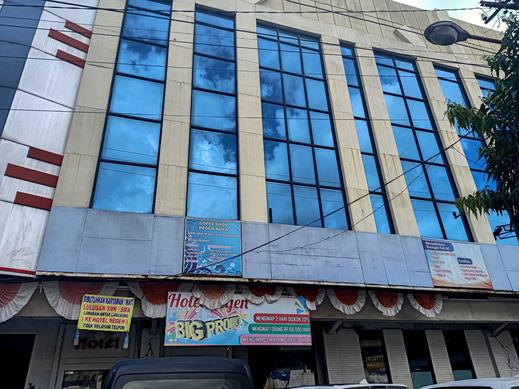 OYO 3031 Hotel Regenerasi Banjarmasin - Facade