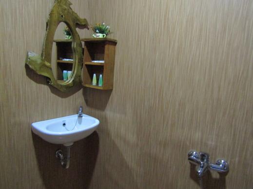 d'Omah Afi Yogyakarta - Bathroom