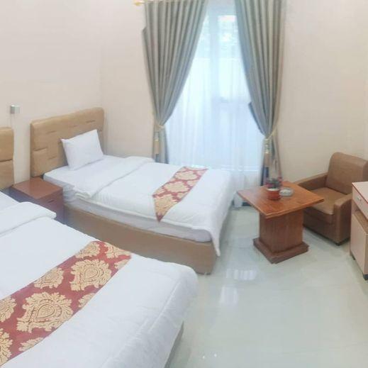 DEWIZA HOTEL & CONVENTION HALL Serang - Bedroom